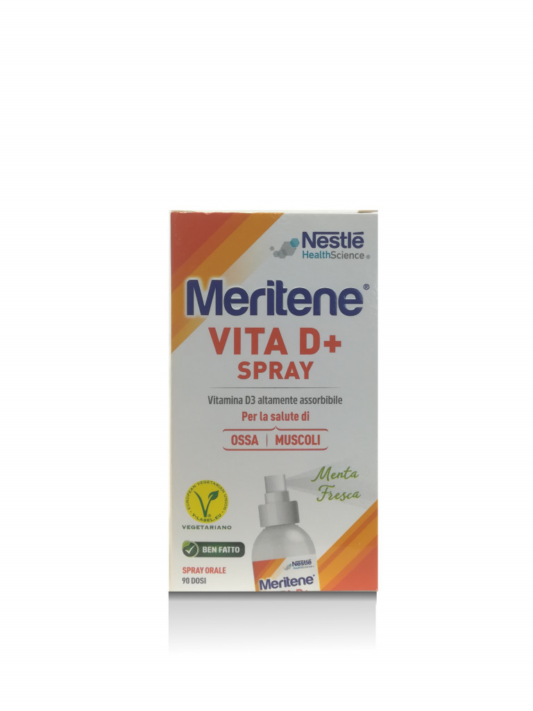MERITENE VITA D+ SPRAY 18 ML