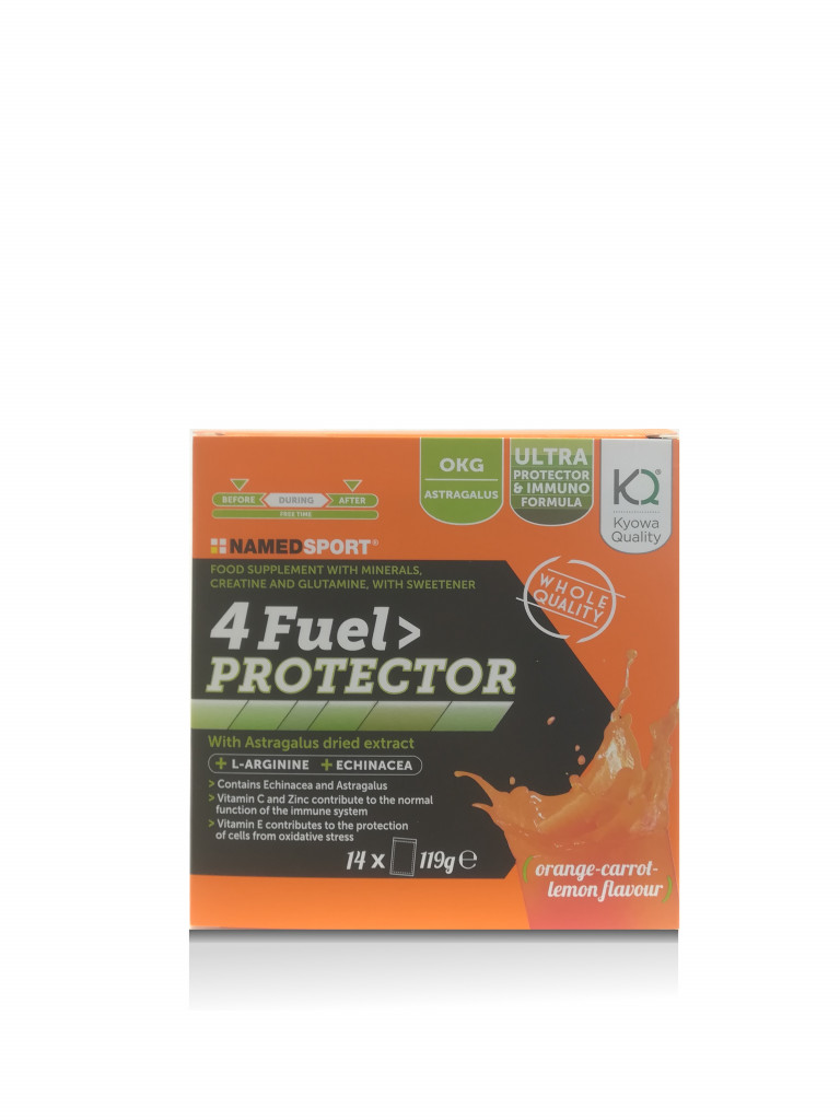 NAMEDSPORT 4FUEL PROTECTOR 14 SACHETS