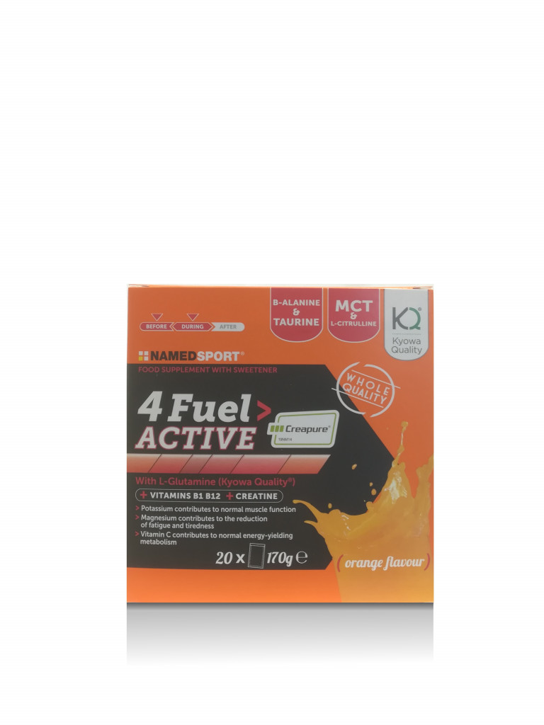 NAMEDSPORT 4FUEL ACTIVE 20 SACHETS