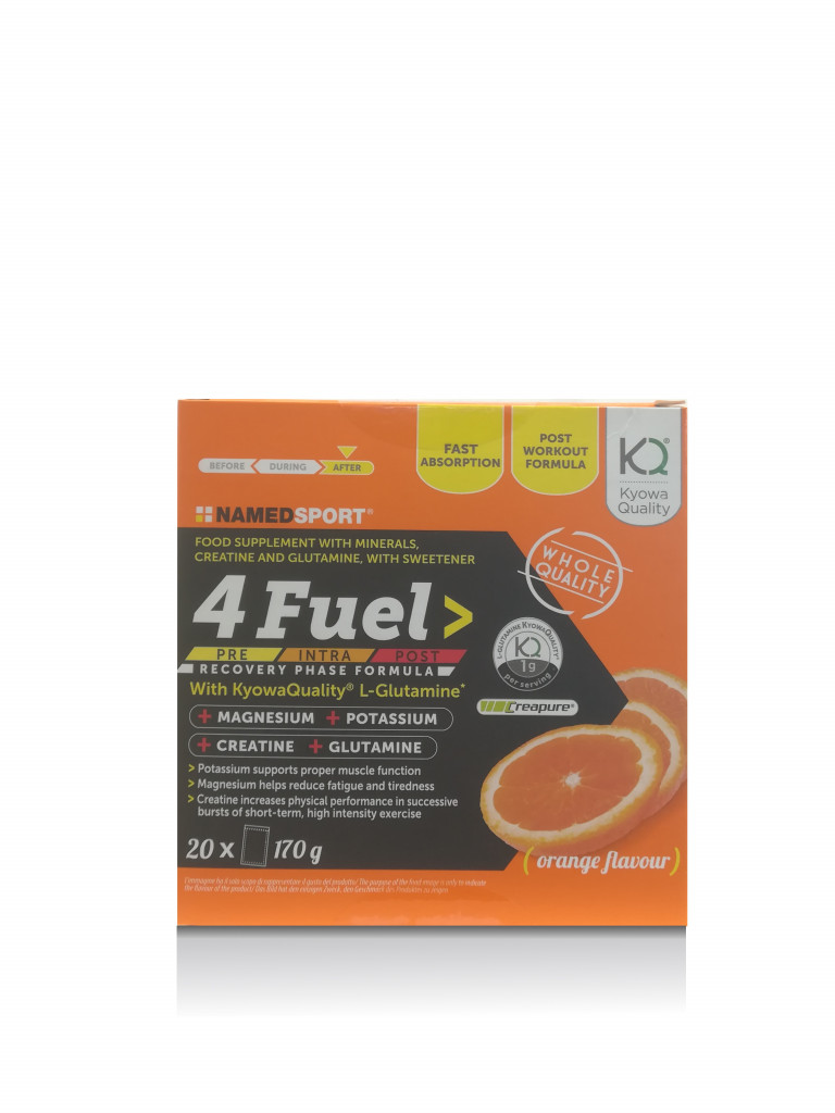 NAMEDSPORT 4FUEL 20 SACHETS