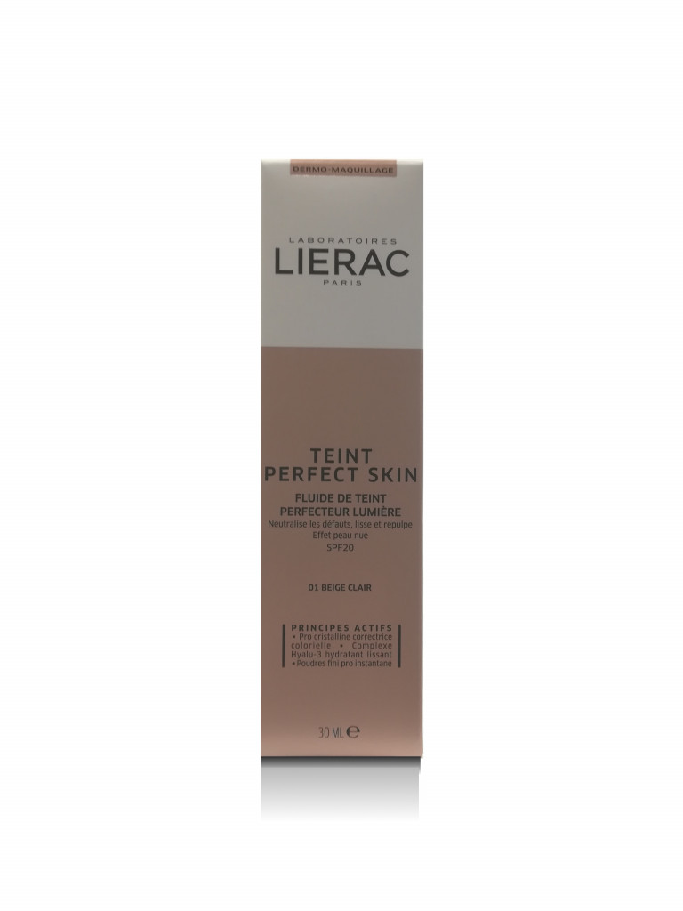 LIERAC TEINT PERFECT SKIN 30 ML