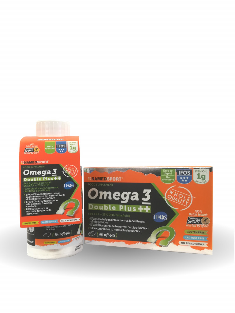 NAMEDSPORT OMEGA 3 DOUBLE PLUS